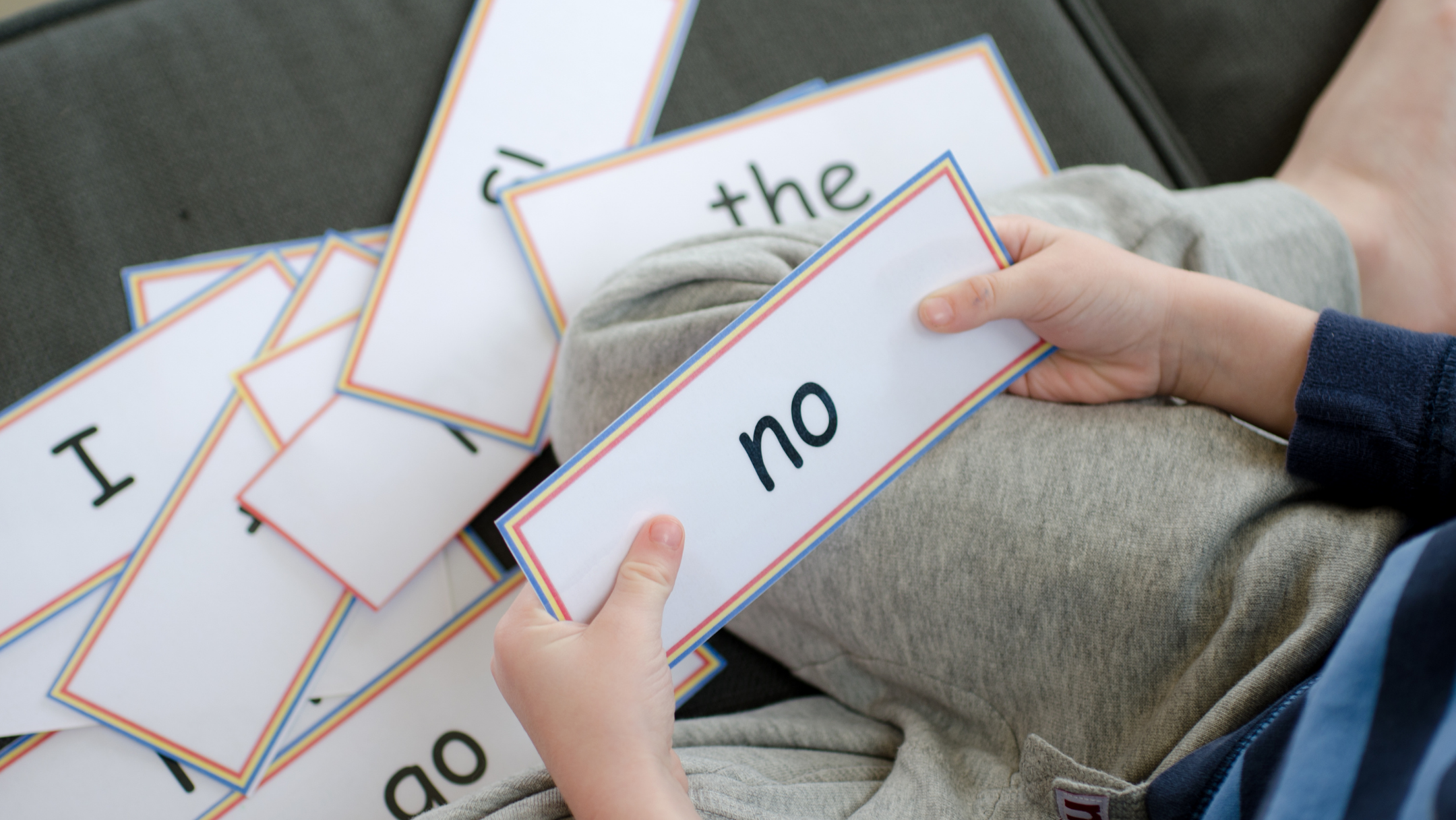 "High Frequency ""Sight Words"" For Grades 1 to 2"