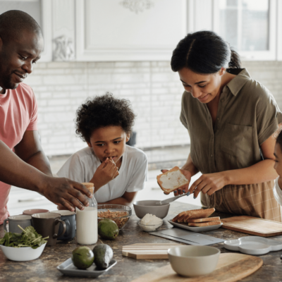 Create a Morning Routine to Help Your Child Flourish